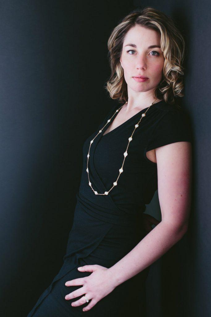 women's fine art portraiture - Birch Blaze Studios