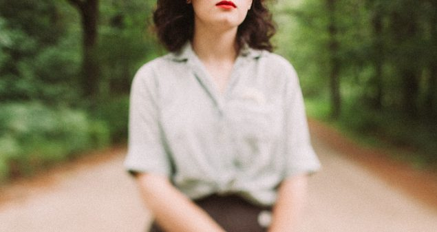 girl anachronism II {vintage photography portraiture}