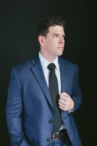 Personal Branding, Mens Headshot Portrait by Birch Blaze Studios