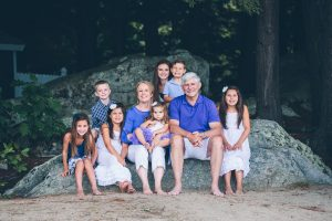Wolfeboro Family photographers, Birch Blaze Studios. Family groupings, NH Lakes Region.